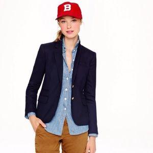J.CREW Womens Keating School Boy Jacket Blazer